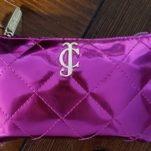 Juicy couture lipstick pouch